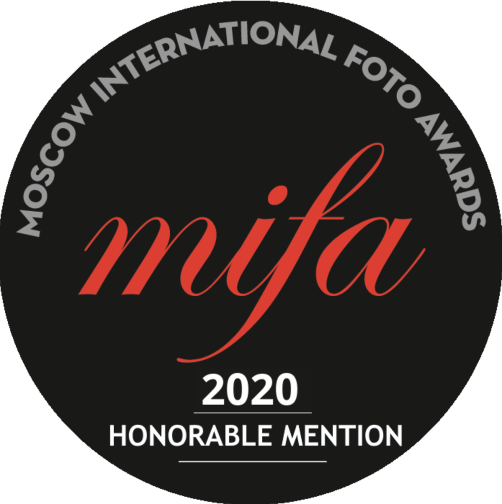 international photography competition award badge